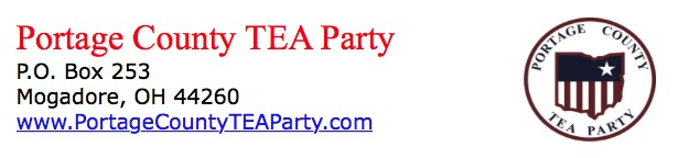 Portage County Ohio TEA Party